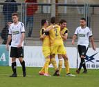 El Izarra pasó por encima del Real Unión en el debut de su técnico