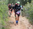 Larruzea y Oronoz se imponen en la V Jurramendi Trail
