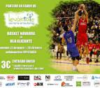 El Basket Navarra-Alicante del viernes, en beneficio de