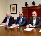 Firmado el acuerdo para una planta en Arakil que creará 50 nuevos empleos