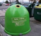 Pamplona, la segunda capital de todo el país que más vidrio recicla por habitante