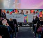 Jon Mikel Caballero, feliz con la cálida acogida en Málaga