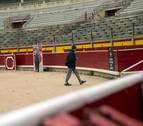 Enrique Maya cree que a finales de verano podría haber toros en Pamplona