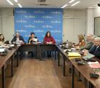 Apoyo unánime al proyecto de  ley que actualiza el Fuero Nuevo de Navarra