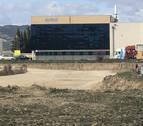 Excal comienza las obras de ampliación de la planta de Marcilla