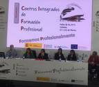 Dos centros navarros presentan sus proyectos en el I Congreso Internacional de FP