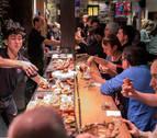 Mixtura de sabores para el paladar en la Semana del Pincho