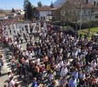 Una manifestación en rechazo a la sentencia de Alsasua demanda