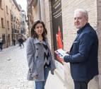 Tudela reserva espacios de su casco urbano para el Certamen de Arte Efímero
