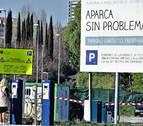 Los usuarios del parking de Trinitarios podrán coger gratis la villavesa al centro