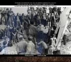 Una exposición rememora las exhumaciones en Navarra