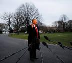 Trump se opone a que sus asesores testifiquen sobre el informe de Mueller