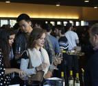 Vinofest Navarra bate récord con 2.300 visitantes el fin de semana