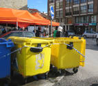 El Ayuntamiento de Alsasua pide renovar contenedores deteriorados