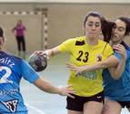 Burlada y Noáin acogieron las Finales a Cuatro de balonmano juvenil
