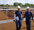Solartia inicia la construcción de una planta en Corn Island (Nicaragua)