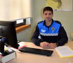 """Jefe de Policía de Azagra: """"El objetivo es ofrecer un mejor servicio a los ciudadanos"""""""