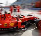 Leclerc estrena 'pole' para Ferrari en Baréin