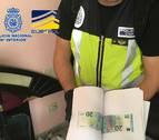 Desmantelada la imprenta clandestina de billetes falsos más activa de España