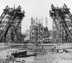 La Torre Eiffel celebra su 130º aniversario