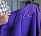 Unas gafas para la capucha de mozorro