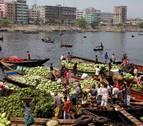 Sacrificios humanos para construir un puente en Bangladesh, un bulo mortal