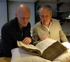 Hallan en Copenhague un manuscrito dado por perdido del hijo de Cristóbal Colón