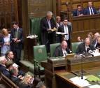 El Parlamento británico no respalda ninguna de las alternativas para el