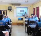 Más de 6.000 profesionales pasaron por la Escuela de Seguridad de Navarra en 2018