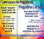Nueva edición del concurso de pegatinas sobre igualdad y buenos tratos en fiestas