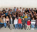 Más de 70 alumnos navarros participan en la VI Olimpiada de Historia de la UN
