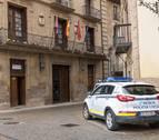 La Policía Foral prestará servicios de seguridad pública en Corella