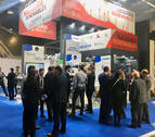 Más de 150 empresas  participan en el foro de Navarra en la feria WindEurope