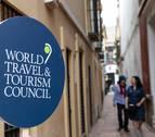 Barack Obama llega a Sevilla para participar en la Cumbre del Turismo