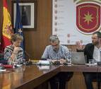 La multa al edil de Bildu copa el debate del pleno de Estella y enfrenta a UPN con Leoz