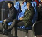 El entrenador del Deportivo mete presión a Osasuna y a Arrasate