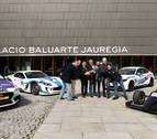 El nuevo 'Racing Weekend' se estrena en el Circuito de Navarra