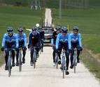 """Mikel Landa: """"Pienso en el Giro, pero aquí quiero hacerlo bien"""""""