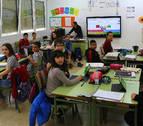 La escuela digitalizada de Etxarri Aranatz