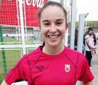 Sara Carrillo, de Osasuna, convocada para el Europeo Sub-17 femenino