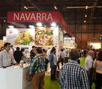 14 empresas navarras participan la próxima semana el Salón de Gourmets