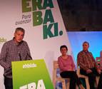 Bel Pozueta dice que EH Bildu es garantía de los navarros rebeldes en Madrid