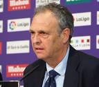 Caparrós anuncia que tiene leucemia crónica y que seguirá entrenando al Sevilla