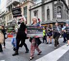 Australia se moviliza a favor de los derechos de los animales