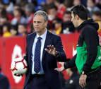 Caparrós no será la próxima temporada entrenador del Sevilla