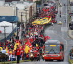Brasil se divide en manifestaciones a favor y en contra de Lula