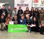Matarredona-Armendáriz y Acero-Otano ganan el Trofeo Bienestar en Tudela