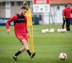 Torres se retira del entrenamiento por una contusión en la rodilla