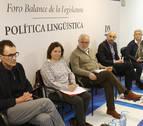"Expertos alertan de una ""fractura social"" en torno al euskera"