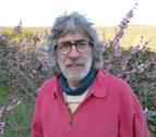 Andoni Romeo, candidato a la alcaldía de Pamplona por Aranzadi